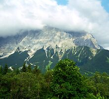 zugspitze by kevin smith  skystudiohawaii