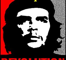 CHE GUEVERA-REVOLUTION by OTIS PORRITT
