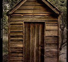 Little Shed by Ron C. Moss