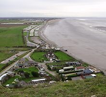 BREAN DOWN COVE WEST SOMERSET by brucemlong