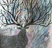 Stag by Lauren Pigford