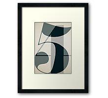 45's @Studio 54 Framed Print