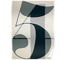45's @Studio 54 Poster