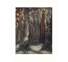 Sylvestris Art Print