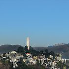 Coit Tower by Nikki Collier