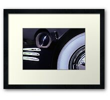1938 Classic Caddy Reflections Framed Print