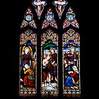 sanctuary window by Jan Stead JEMproductions