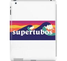 Supertubos iPad Case/Skin