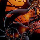 Fractal Art by Jenni Horsnell