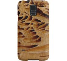 Naturally Grooved Samsung Galaxy Case/Skin