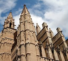 La Seu - Touching the sky... by chillX