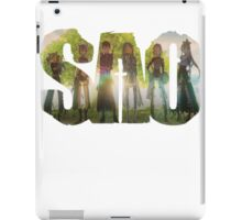 Sword Art Online Logo 2 iPad Case/Skin