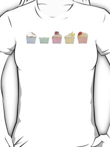 Who ate my cupcake ? T-Shirt
