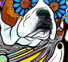 Bulldog II Sticker