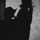 Cigarette Silhouette by Troy Ollis