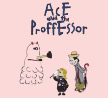 Ace and the Professor Kids Clothes