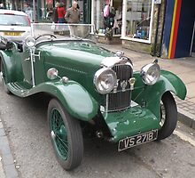 1930's Lagonda by Edward Denyer