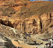 Valley of the Kings 2 by Roddy Atkinson