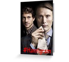 All About the Hannigram Greeting Card