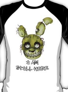 FIVE NIGHTS AT FREDDY'S 3- SPRINGTRAP T-Shirt