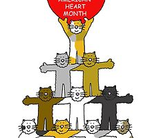 February is American Heart Month by KateTaylor