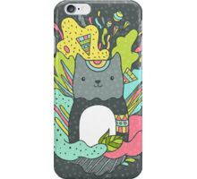 AbstraCat iPhone Case/Skin