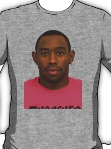 TYLER THE CREATOR MUGSHOT T-Shirt