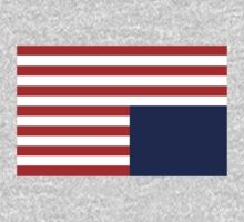 House Of Cards Flag Kids Clothes
