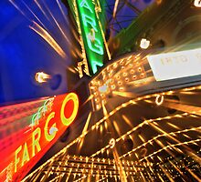 Fargo Theater Explosion by Marc Sullivan