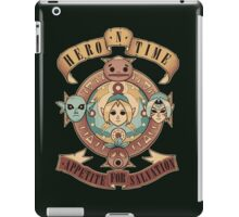Appetite for salvation iPad Case/Skin