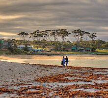 Mollymook Beach by Lars