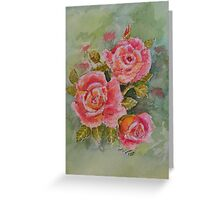 PINK POSY  I PAD CASES/PHONECASE,TEE SHIRT,STICKER/ART Greeting Card