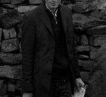 Andrew as Filmmaker # 2 - Unposed Portrait by Philip  Rogan