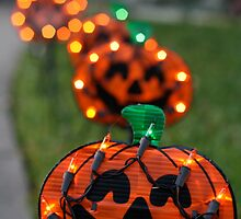 Jack o' lantern walk by JTomblinson