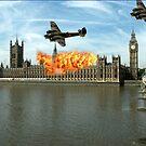 London - Parliament by Trevor Kersley