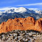 Colorado Springs by Beverly Lussier