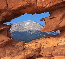 The Garden's Peak by Beverly Lussier