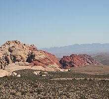 Red Rock Canyon, Nevada - 7 by Ilan Cohen