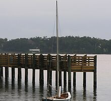 dingy by the dock by 1busymom