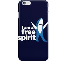 I'm a Free Spirit iPhone Case/Skin