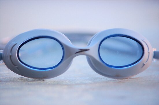 Swim Goggles by Jack Walker