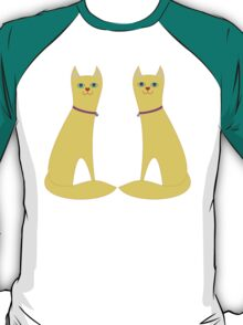 A Pair Of Kitty Cats T-Shirt