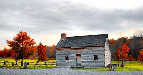 The Old Farm House by Misti Love