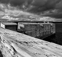 The Fortress at Louisbourg by EvaMcDermott