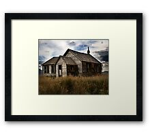 Abandoned Dreams Framed Print