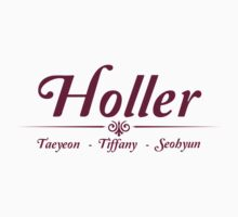 Taetiseo - Holler T-Shirt