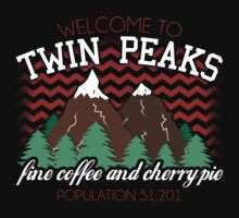 Welcome to Twin Peaks by SxedioStudio