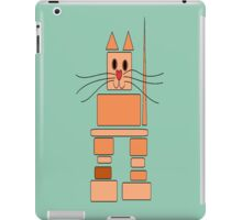 Inukshuk Cat iPad Case/Skin