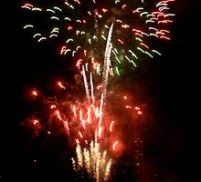 fire works 3 by goulhoy
