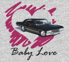 Baby Love - Supernatural inspired! Kids Clothes